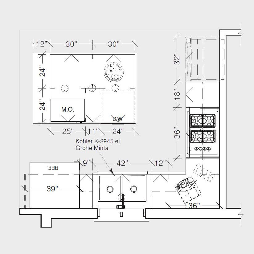 Plans de rénovation et de construction