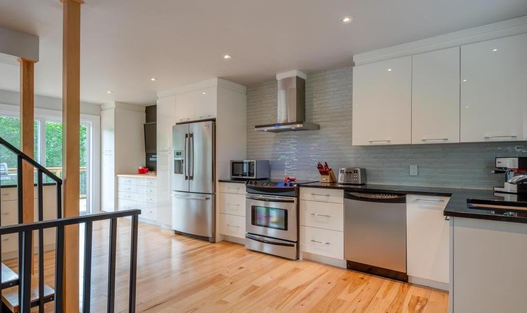 Maison Stanstead rénovation de cuisine