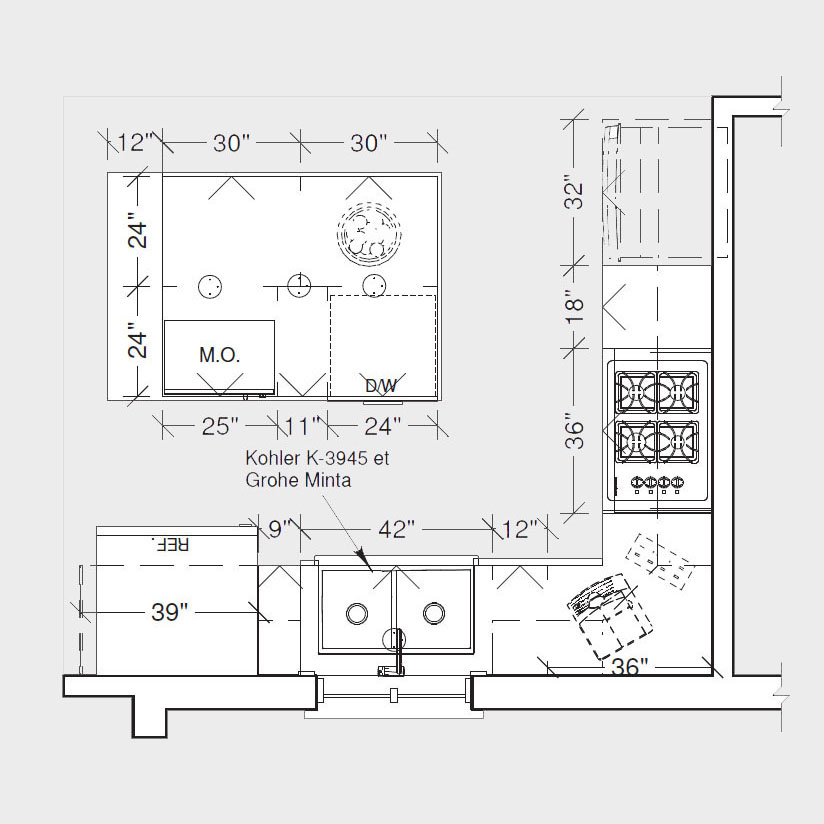 Plans de rénovation et de construction
