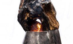 Le foyer Metaplace, le feu de l'âge de pierre