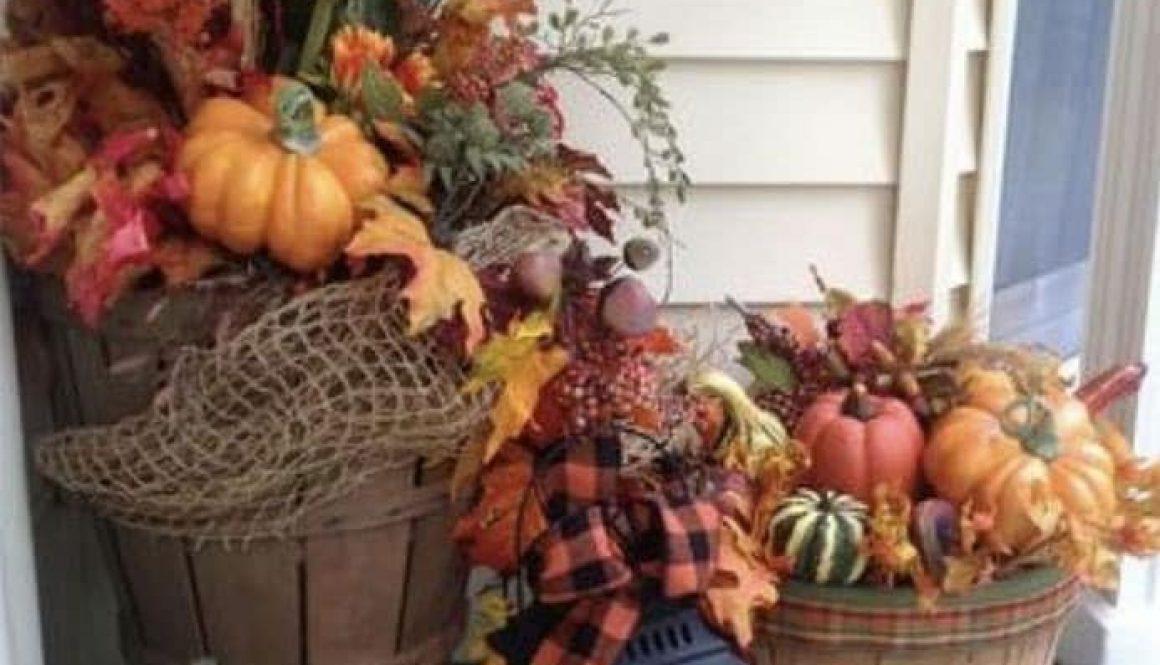 Réchauffer l'automne avec la déco